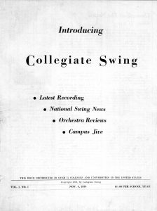 Collegiate Swing