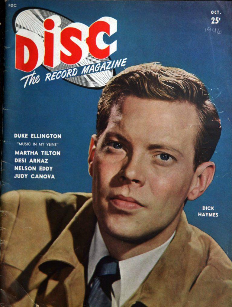 Disc: The Record Magazine