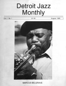 Detroit Jazz Monthly