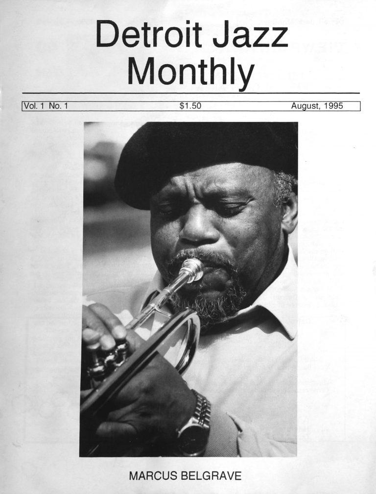 Detroit Jazz Monthly