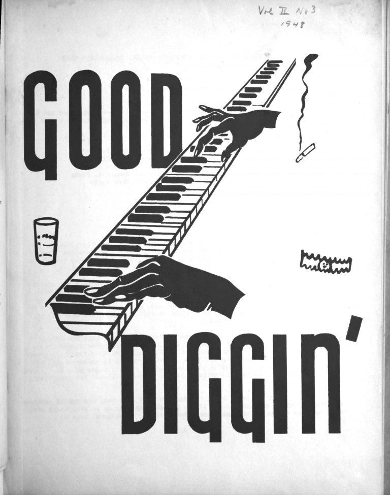 Good Diggin'