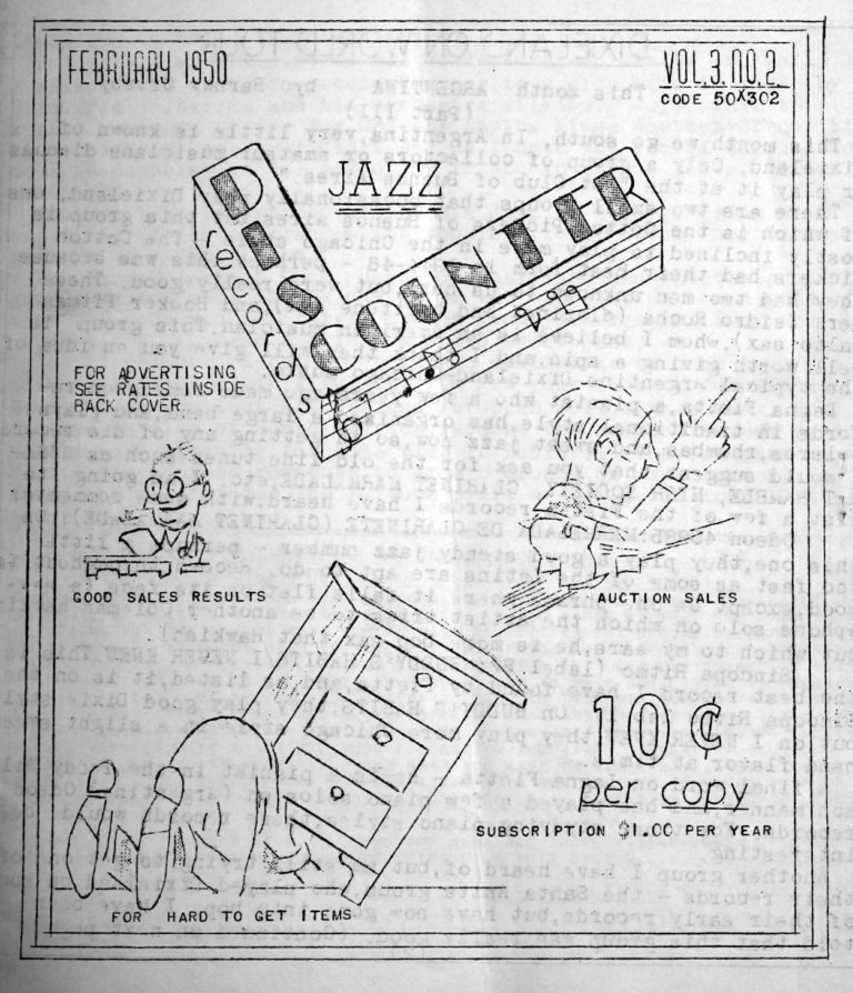 Jazz Discounter