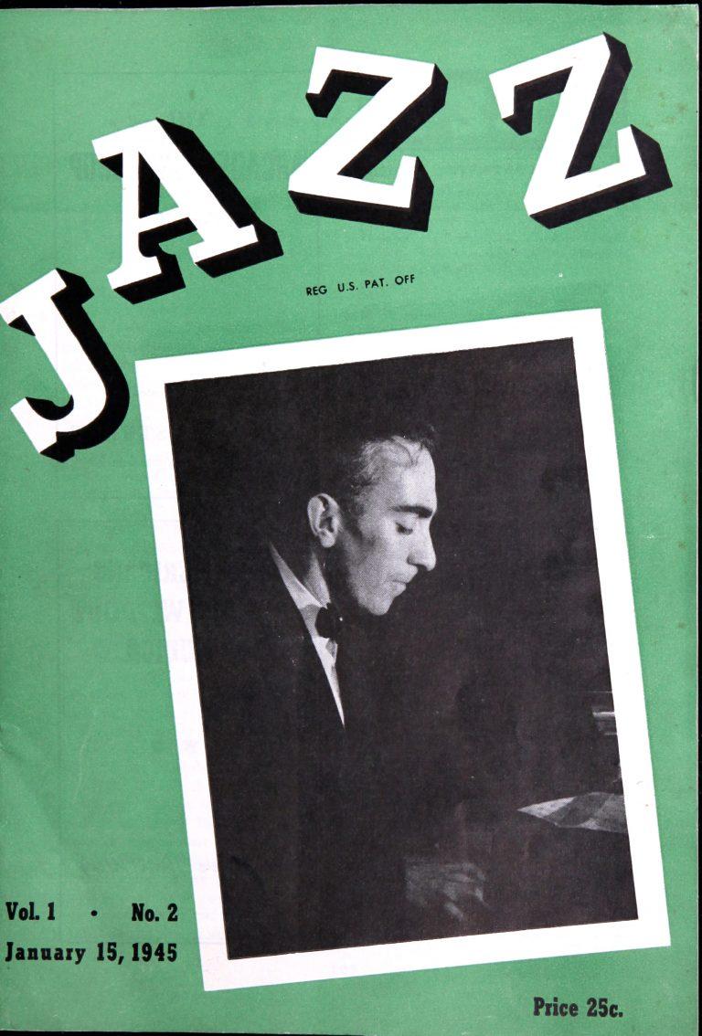 Jazz [Second Series]