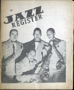 The Jazz Register