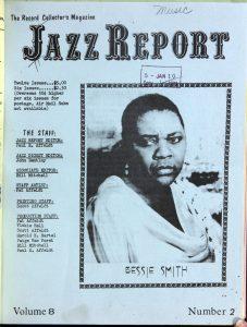 Jazz Report