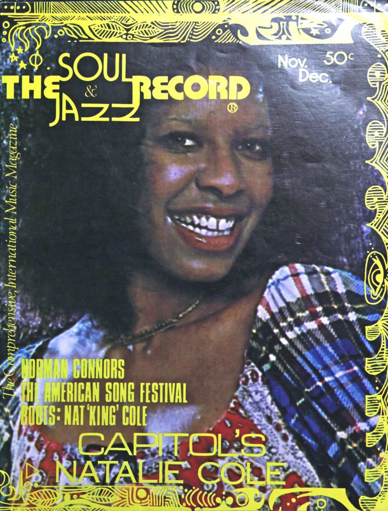 The Soul and Jazz Record