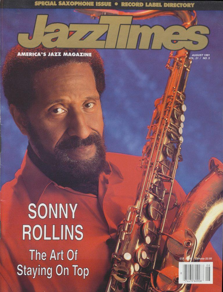 JazzTimes cover